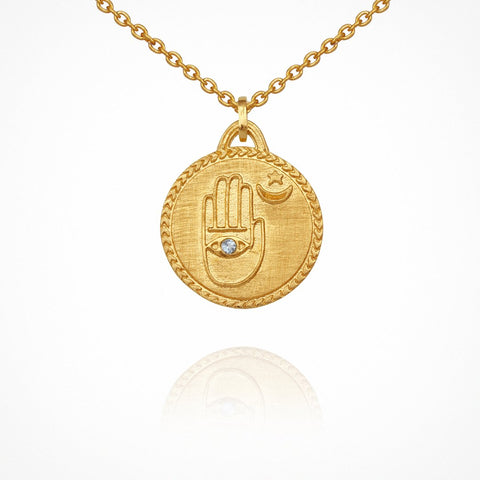 Safiya Necklace GOLD
