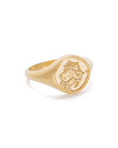 Sagittarius Zodiac Ring 18K GOLD VERMEIL or STERLING SILVER