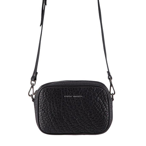 Plunder Bag BLACK BUBBLE