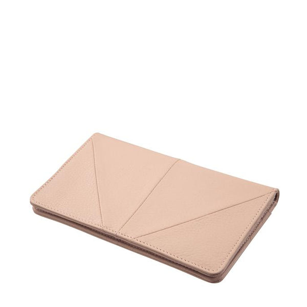 Triple Threat Wallet DUSTY PINK
