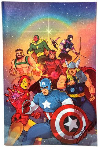 Marvel Tales: The Avengers #1