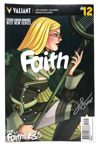 Faith Comics