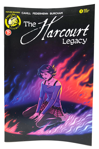 The Harcourt Legacy Comics