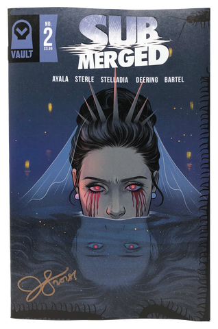 Submerged Comics