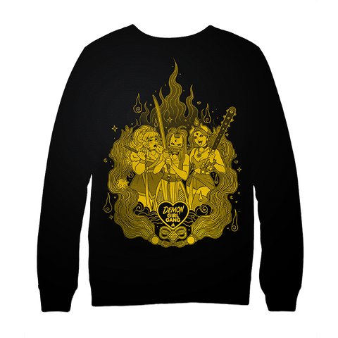 Demon Girl Gang Sweatshirt