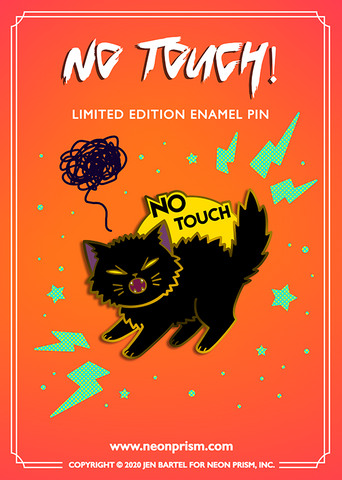 No Touch Pin