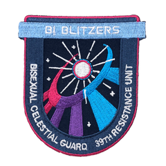 Bi Blitzers Patch