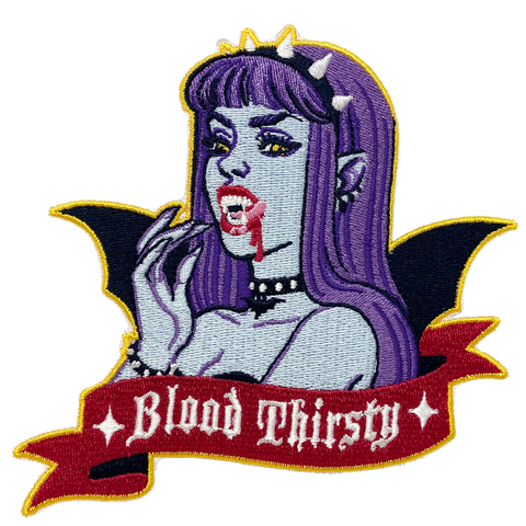 Blood Thirsty Patch