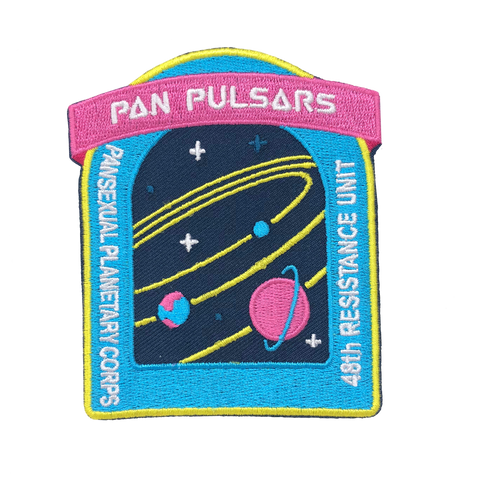 Pan Pulsars Patch
