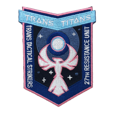 Trans Titans Patch