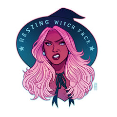 Witching Hour Sticker Pack
