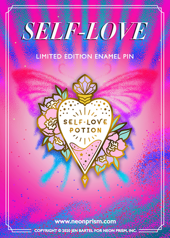 Self-Love Pin