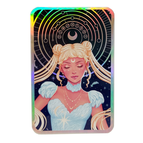 Serenity Holo Sticker