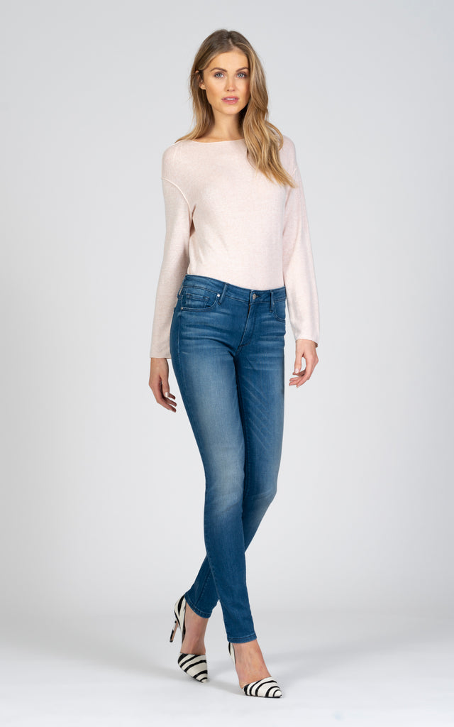 Jude Mid Rise Skinny - Smooth Sailing-Jean-Black Orchid Denim