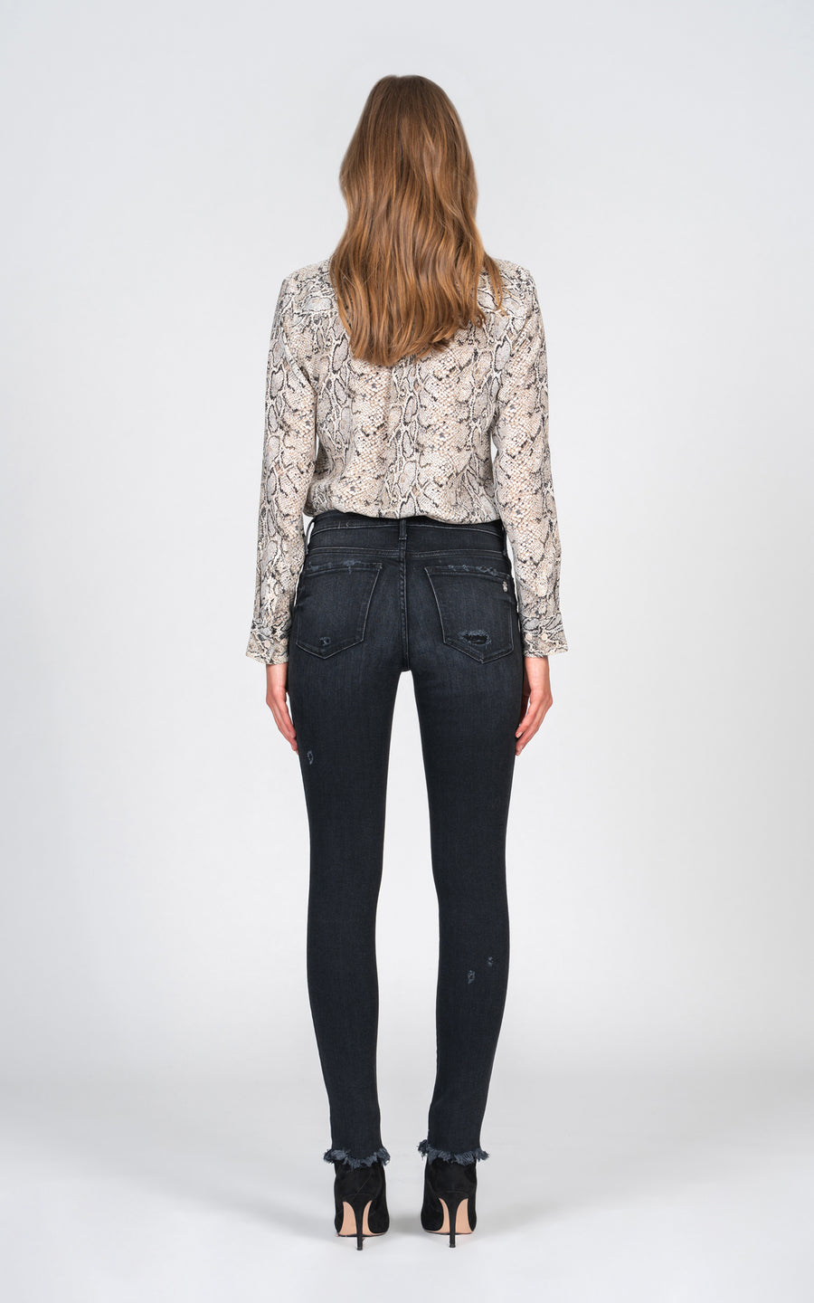Jude Mid Rise Skinny - Don't Care-Jean-Black Orchid Denim