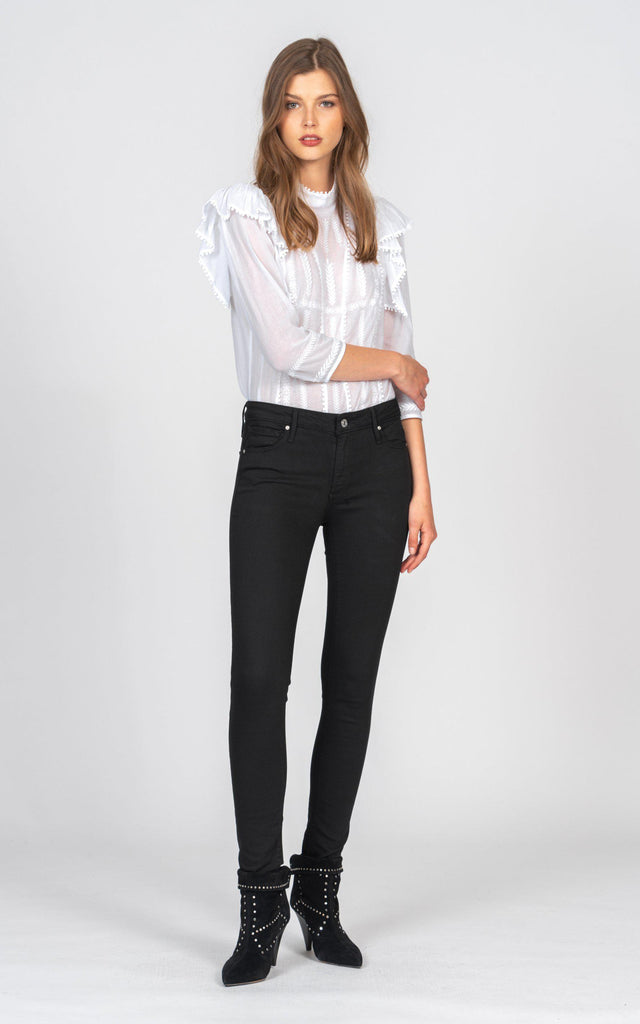 Jude Mid Rise Super Skinny - So Black-Jean-Black Orchid Denim
