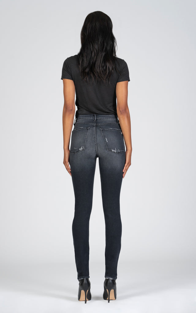 Christie Super High Rise - Deep Dark And Dirty-Jean-Black Orchid Denim