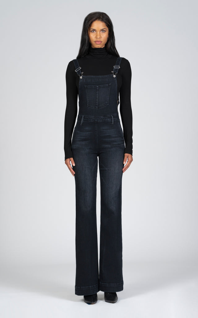 Chelsea Overall - Kill The Lights-Jean-Black Orchid Denim