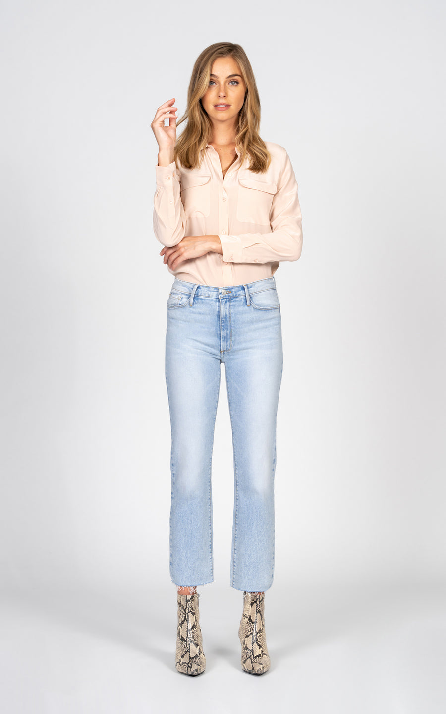 Brooke Straight Crop - Can We Kick It-Jean-Black Orchid Denim