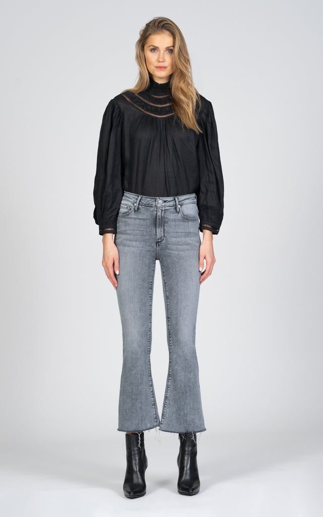 Chrissy Kick Flare - Make Your Move-Jean-Black Orchid Denim