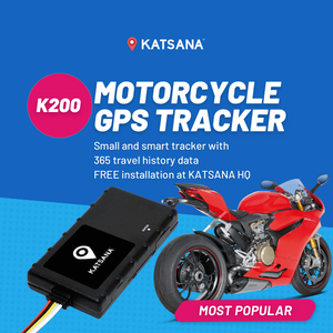 GPS Tracker for Motorcycles
