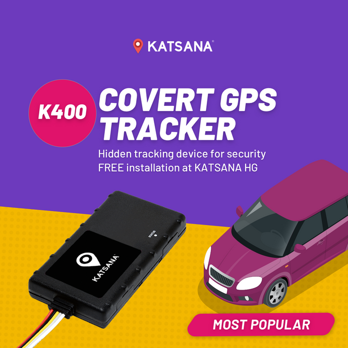 Covert GPS Tracker for Cars
