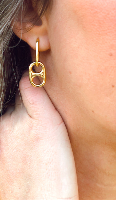 Soda Tap Earrings