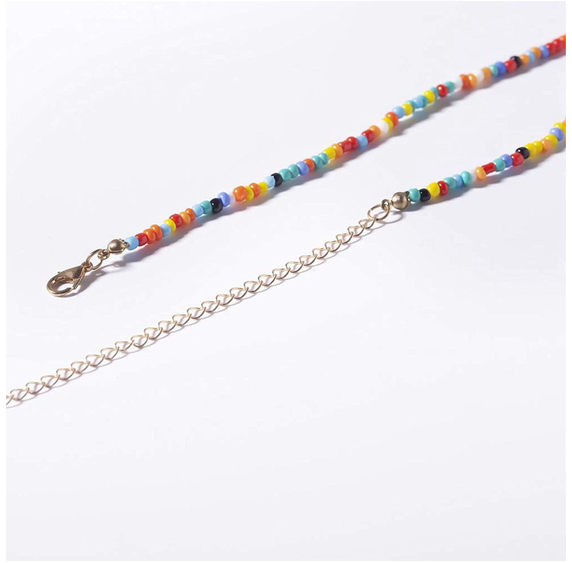 Love Beads Choker Necklace