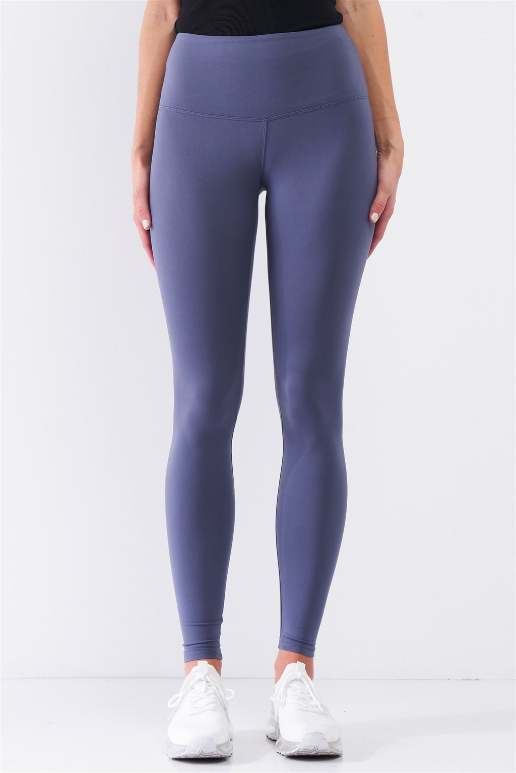Violet Blue High-Rise Soft Legging Pants