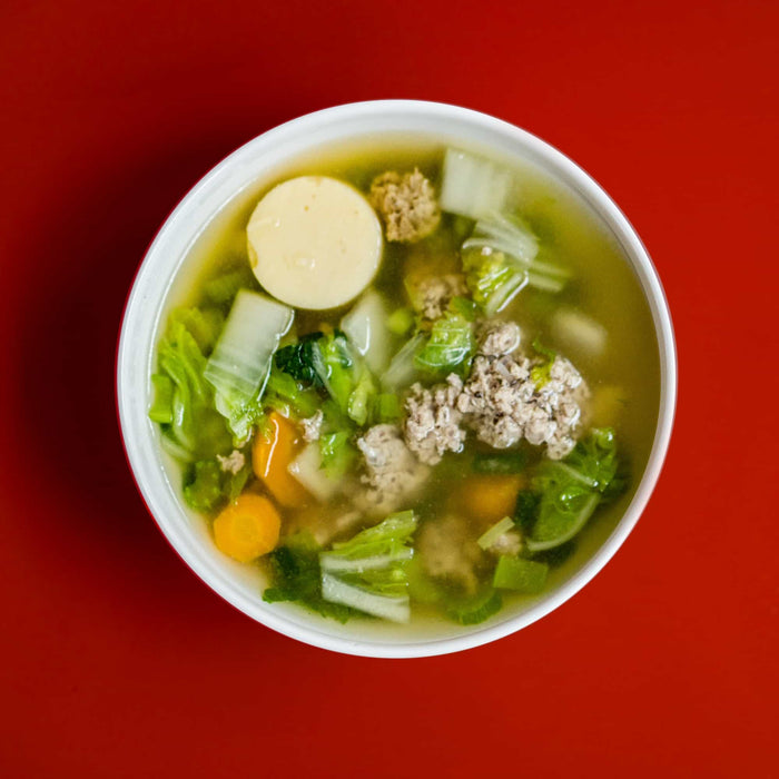 Paleo Recipe: Chicken Soup