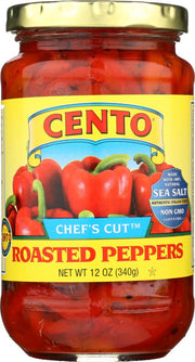 CENTO: Pepper Roasted Chefs Cut, 12 oz - Kkdu Market