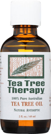 TEA TREE THERAPY: Tea Tree Oil, 2 oz - Kkdu Market