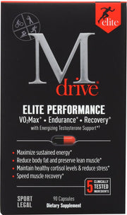 DREAMBRANDS: Mdrive Elite Performance, 90 capsules - Kkdu Market