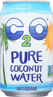 C20: Pure Coconut Water, 10.5 oz - Kkdu Market
