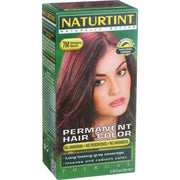 Naturtint Hair Color - Permanent - 7m - Mahogany Blonde - 5.28 Oz - Kkdu Market