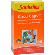 Sanhelios Circu Caps With Butcher's Broom And Rosemary - 96 Capsules - Kkdu Market