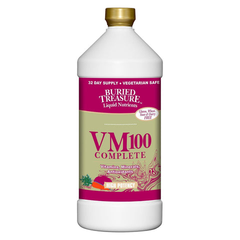 Buried Treasure Vm-100 Complete - 32 Fl Oz - Kkdu Market