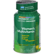 Rainbow Light Certified Organics Women's Multivitamin - 120 Vegetarian Capsules - Kkdu Market