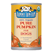 Nummy Tum-tum Pure Pumpkin - Organic - Pack Of 12 - 15 Oz. - Kkdu Market