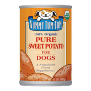 Nummy Tum-tum Pure Sweet Potato - Organic - Pack Of 12 - 15 Oz. - Kkdu Market