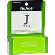 Hyland's Tissue J Colds - 125 Tablets - Kkdu Market