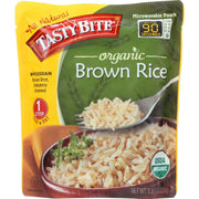 Tasty Bite Rice - Organic - Brown - 8.8 Oz - Pack Of 6 - Kkdu Market