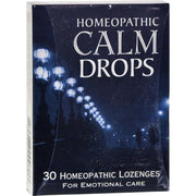 Historical Remedies Homeopathic Calm Drops - 30 Lozenges - Pack Of 12 - Kkdu Market