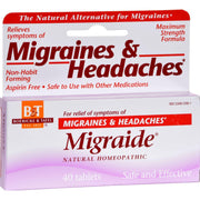 Boericke And Tafel Migraide - 40 Tablets - Kkdu Market