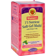 Nature's Secret Women's 73 Nutrient Soft-gel Multi - 60 Softgels - Kkdu Market
