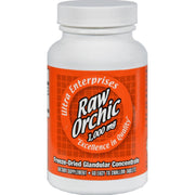 Ultra Glandulars Raw Orchic - 1000 Mg - 60 Tablets - Kkdu Market