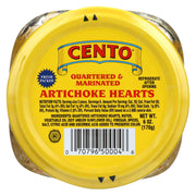Cento - Marinated Artichokes - Case Of 12 - 6 Oz.
