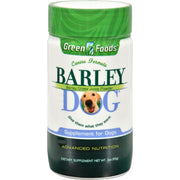 Green Foods All-breed Formula Barley Dog Grass Juice - 3 Oz - Kkdu Market