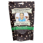 Newman's Own Organics Turkey And Sweet Potato Treats - Organic - Pack Of 6 - 10 Oz. - Kkdu Market