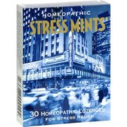 Historical Remedies Homeopathic Stress Mints - 30 Lozenges - Pack Of 12 - Kkdu Market